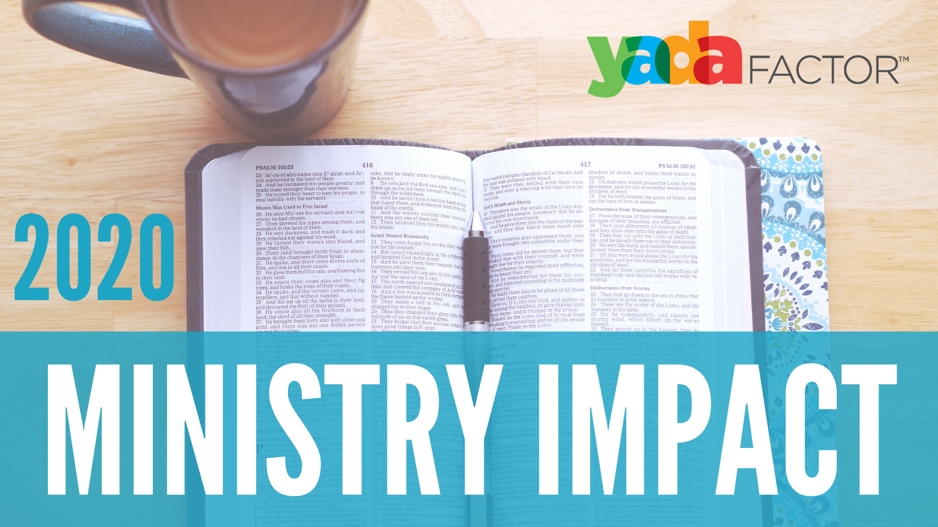 2020 Ministry Impact